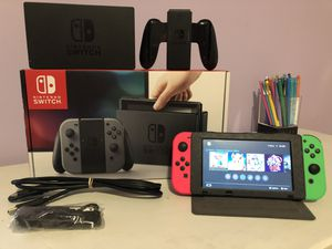 Nintendo Switch in Excellent Condition for Sale in Randleman, NC