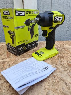 Ryobi ONE+ HP 18V Brushless Cordless Compact 3/8 in. Impact Wrench (Tool Only) for Sale in Snohomish,  WA