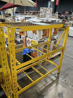 New Arrival 🤩 DeWalt 3-Tier Steel Garage Storage Shelving Unit for Sale in Houston,  TX