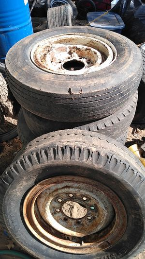 8 lug wheels for Sale in Fort Worth, TX
