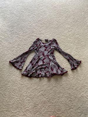 Bohemian long sleeve dress for Sale in Auburn, CA