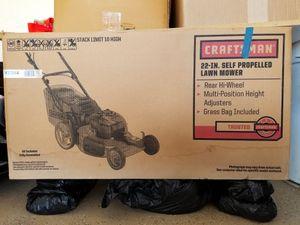 Craftsman Self propelled lawn mower for Sale in Orlando, FL