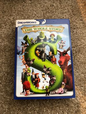 Shrek the whole story ALL FILMS for Sale in Austin, TX