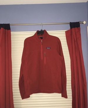 Patagonia Quarter ZIP Mens Medium for Sale in Wildwood, MO