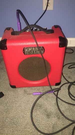 Guitar Research Amplifier for Sale in Durham, NC