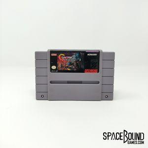 Contra III Alien Wars (Super Nintendo) for Sale in Oklahoma City, OK