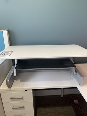 Lift top desk top for existing desk for Sale in Oakland, CA