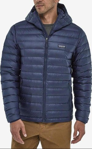 Patagonia Men's Down Sweater Hoody Jacket for Sale in Leesburg, VA