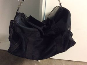 Dog carriers, stroller and feeding plates for Sale in Weston, FL