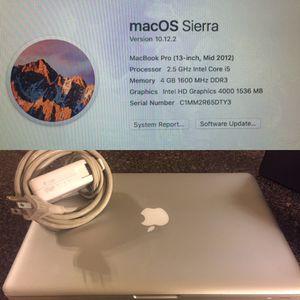 MacBook Pro (Mid 2012) for Sale in Atlanta, GA