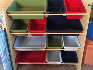 Storage bins for kids toys for Sale in Placentia, CA