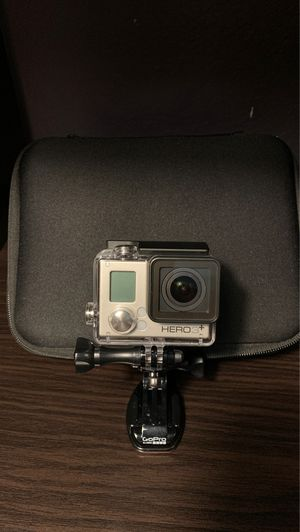Hero 3+ GoPro Silver Edition for Sale in Fort Worth, TX