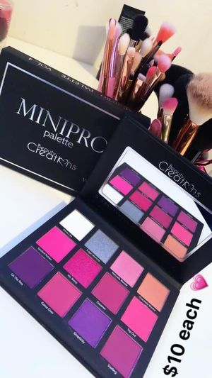 Beauty creations palette mini pro for Sale in Houston, TX