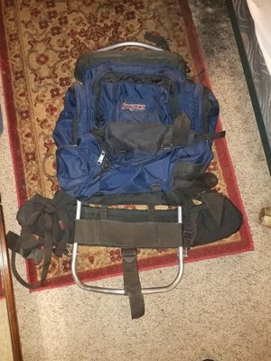 A twice used JanSport backpack/hiking bag. for Sale in O'Fallon, MO