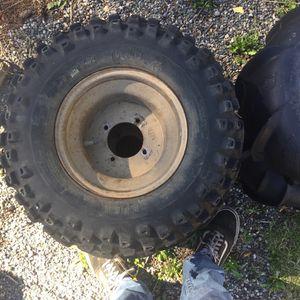 Rear Atv Tires for Sale in Covington, WA
