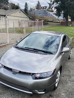 2008 Honda Civic 123k Clean Title for Sale in Tacoma,  WA