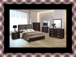 B120 11pc bedroom set with mattress for Sale in Ashburn, VA