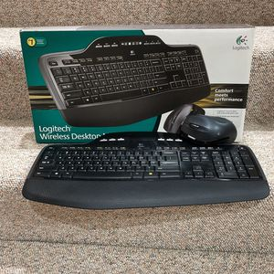 Logitech Wireless Keyboard And Mouse for Sale in Tinley Park, IL