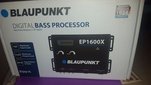 NEW!!! Nuevo!! Blaupunkt Epicentro for Sale in Phoenix, AZ