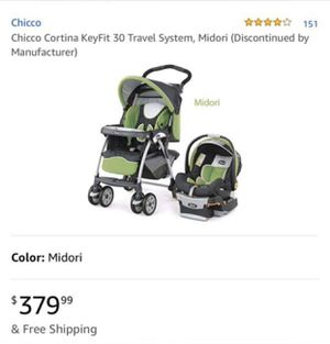 Chico baby stroller for Sale in Redmond, WA