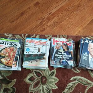 LOT of Magazines for Sale in South Elgin, IL