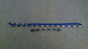 Star wars dog collar and 6ft leash for Sale in Eastpointe, MI