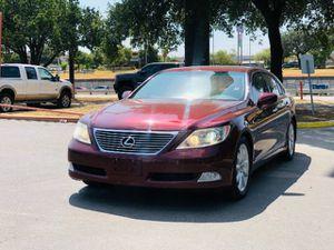 2009 Lexus LS 460 for Sale in San Antonio, TX