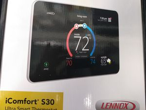 Lennox IComfort S30 ultra smart thermostat for Sale in Riverside, CA