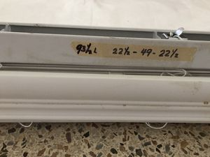 """Free White blinds. 93.5"""" L for Sale in Melbourne, FL"""