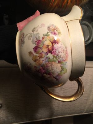 Antique Warwick China co. Pitcher for Sale in Tacoma, WA