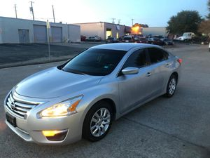 2015 Nissan Altima for Sale in Dallas, TX