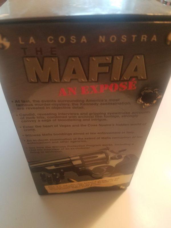 LA COSA NOSTRA THE MAFIA AN EXPOSE