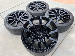 OEM Nissan GTR Wheels Rims for Sale in Simi Valley, CA