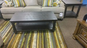Coffee table & 2 End tables for Sale in Portland, OR