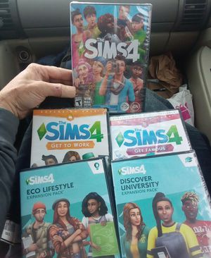 The Sims 4 Expansion Pack for Sale in Romoland, CA
