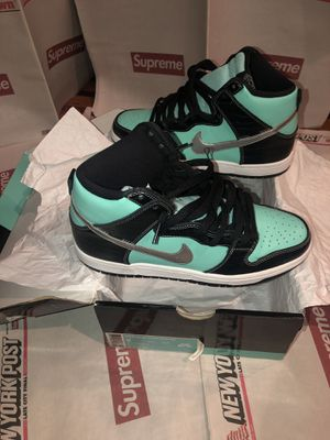 Nike SB High Tiffany for Sale in Queens, NY