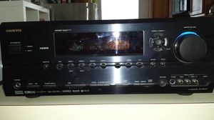 Onkyo Stereo Reciever TX-SR674 and speakers for Sale in Germantown, MD