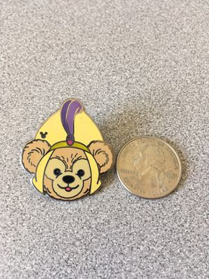 2013 Disney Parks Mickey Mystery Pin - Duffy's Hats Aladdin Prince Ali for Sale in Guadalupe, AZ