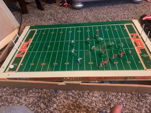 Vintage football KC vs Ind for Sale in Colorado Springs, CO