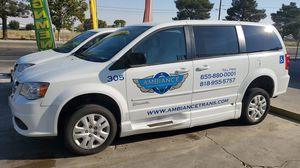 For Sale Dodge grand Caravan 2016 fuel flex for Sale in Lancaster, CA