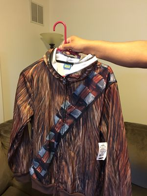 Star Wars Jacket New XL youth size for Sale in Germantown, MD
