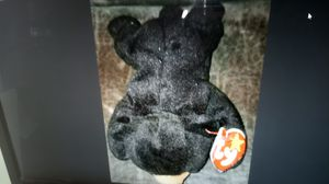 Ty Beanie Baby Blackie 1993 with tags for Sale in Oshkosh, WI