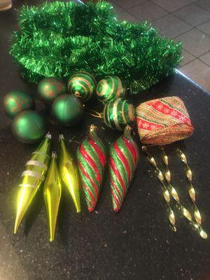Decoración navideña todo x $ for Sale in San Jose, CA