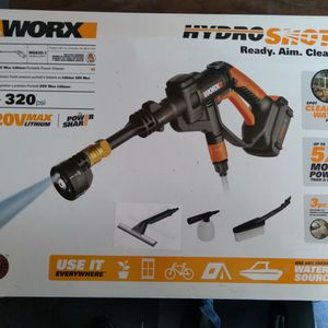 Worx Hydro-Shot for Sale in Camden, SC