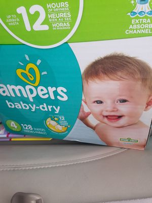 Pampers Baby Dry Size 4 for Sale in Edina, MN