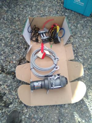 Brand new winch for Sale in Sumner, WA