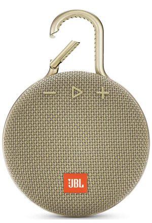 JBL CLIP SAND Portable Bluetooth/Wireless/Waterproof Speaker for Sale in Gardena, CA