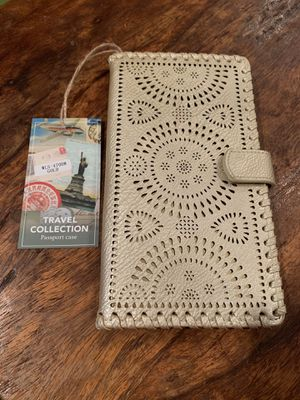 Gold Passport Wallet for Sale in Buford, GA
