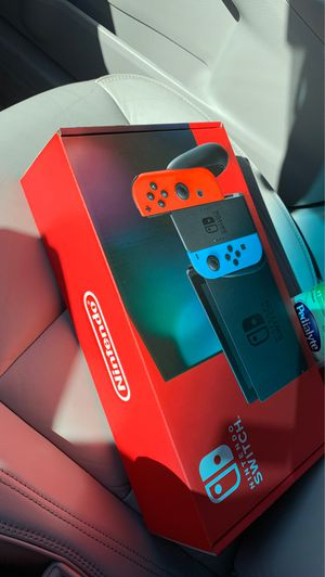 Nintendo Switch Red and Blue Version and Greyscale 2 for Sale in Oakland, CA
