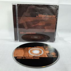 The Dillinger Escape Plan Under the Running Board EP CD 1998 Math Rock RR 6410-2 for Sale in Chambersburg,  PA